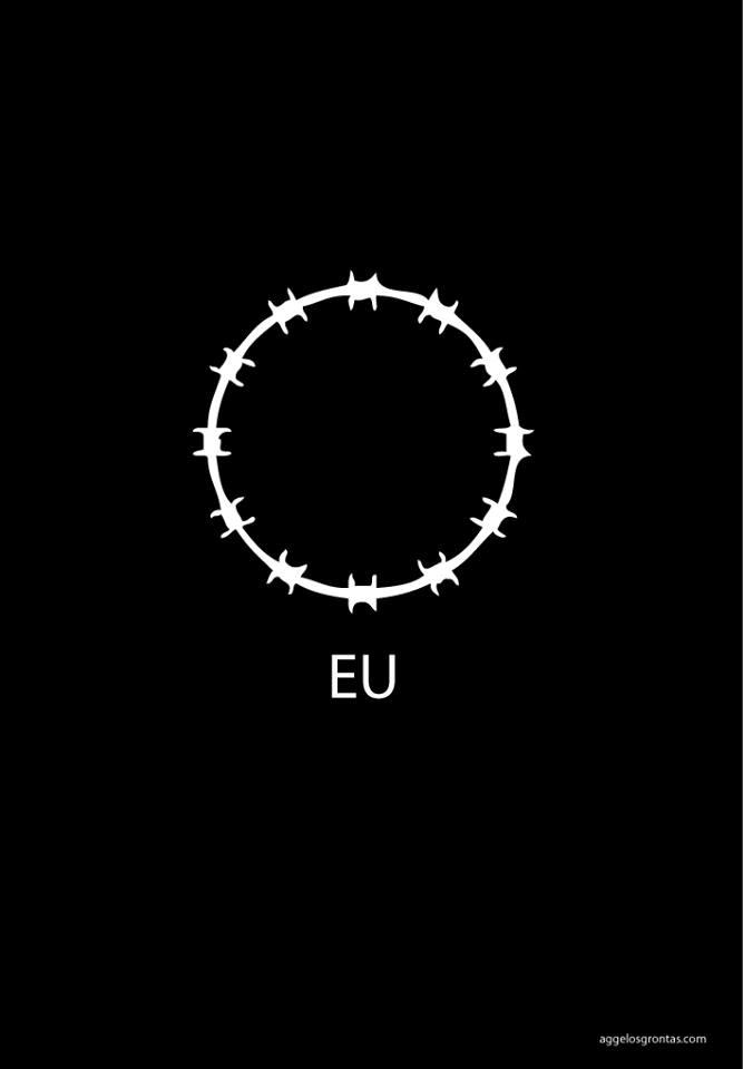 The new european union flag